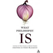 What Philosophy is by Havi Carel