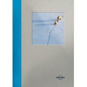 Reisdagboek blauw - groot Notebook | Lonely Planet