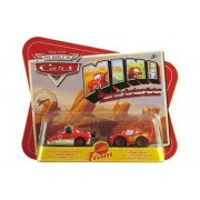 Cars Mini Adventures Two Packs - Lightning McQueen's Team - Hudson Hornet and Lightning McQueen by Mattel