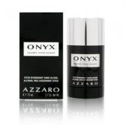 Azzaro - Onyx Deostick 75 ml pentru barbati