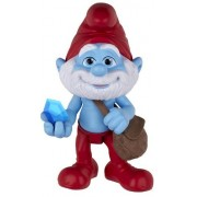 The Smurfs Movie Grab Ems Wave 1 Papa Smurf Figure