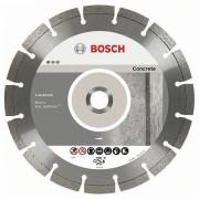 Bosch disc diamantat pentru beton (22.23x180mm) (10 x)