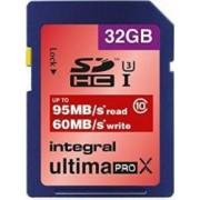 Card Memorie Integral SDHC U-Pro 32GB Clasa 10 insdh32g10-95/60u1