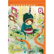 Mechademia 5 by Frenchy Lunning