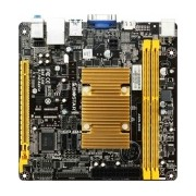 Tarjeta Madre Biostar mini ITX A68N-5000, S-FT3, AMD Fusion APU A4-5000 Quad-Core Integrada, HDMI, USB 2.0/3.0, 16GB DDR3