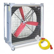 Rüzgar Makinesi TTW 45000 + Profesyonel Uzatma Kablosu 20 m / 400 V / 2,5 mm²