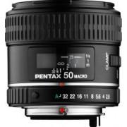 Obiectiv Foto Pentax D FA 50mm f2.8 Macro
