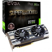 EVGA GeForce GTX 1070 SC GAMING ACX 3.0 8GB GDDR5 256-Bit Graphics Card
