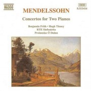 F. Mendelssohn-Bartholdy - Concert For 2 Pianos/ Orch (0730099441629) (1 CD)