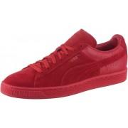 PUMA Suede Classic Sneaker in rot, Größe: 44