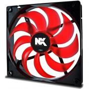 NOX NX Series Ventola da 140 mm, Nero