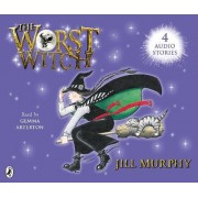 The Worst Witch; The Worst Strikes Again; A Bad Spell for the Worst Witch and the Worst Witch All at Sea by Jill Murphy