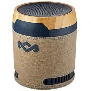 House of Marley EM-JA008-NV Chant BT Portable Wireless Bluetooth Speaker Navy