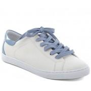 Tênis Capri Branco Colors Jeans Anacapri