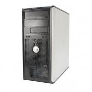 Calculator DELL Optiplex 360 Tower, Intel Dual Core E2220, 2.4 Ghz, 2GB DDR2, 160GB SATA, DVD-RW