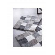 Kleine Wolke Matte, ca. 55x65cm Kleine Wolke grau