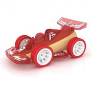 Hape - Mighty Mini - Racer Bamboo Toy Car