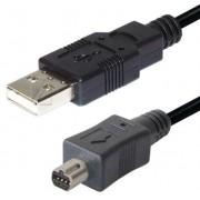 USB DUGÓ A--USB D.MINI 8P.3M ew01330