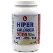 Hiper Calórico 7.500 Sabor Baunilha Com 1,4 Kg