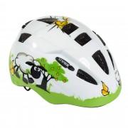 Uvex Kid 2 Kinder Gr. 46-52 cm - grün weiß / dolly - City Helme