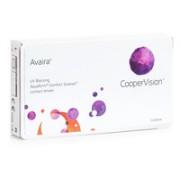 Avaira CooperVision (6 lentilles)