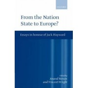 From the Nation State to Europe by Director of the European Research Institute Anand Menon