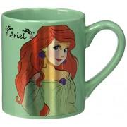 Disney The Little Mermaid Ariel 14 oz Taza De Cerámica