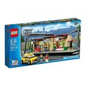 Lego Train Station, Multi Color