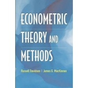 Econometric Theory and Methods by Russell Davidson