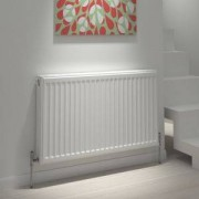 Kudox Type 21 Double Plus Panel Radiator, (H)600mm (W)1600mm
