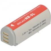 IXUS 1100 Batteri (Canon,Vit)