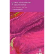 Quantitative Methods in Social Science Research by Stephen Gorard