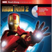 Iron Man 2 Read-Along Storybook and CD by Marvel Book Group