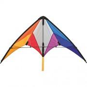 HQ Beach and Fun Sport Kite (Calypso II Rainbow)