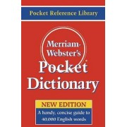 Merriam Webster's Pocket Dictionary by Merriam-Webster