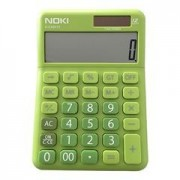 Calculator 12 digit NOKI H-CS001Y verde
