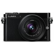 Panasonic Lumix G DMC-GM5KEG-K kit (12-32mm) (negru)