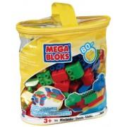 Mega Bloks Value Bag -70 Piece Mini Bloks Classic Set