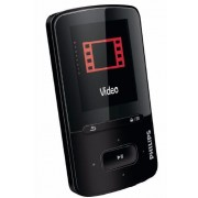 MP4 Player Philips GoGEAR 4GB (Negru)