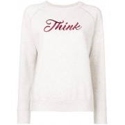 Isabel Marant Étoile 'Think' embroidered sweatshirt Isabel Marant Étoile