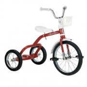 Triciclo Classic Line Red