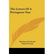The Letters of a Portuguese Nun by Marianna Alcoforado