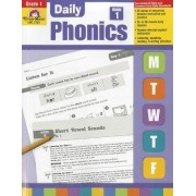 Daily Phonics, Grade 1 by Evan-Moor Educational Publishers