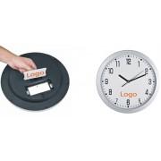 Ceas de perete diametru 30.5cm, grosime 4cm, Crisma [A]