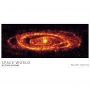 Palazzi Verlag Calendar Space World - panoramă cosmos