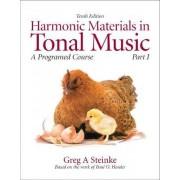 Harmonic Materials in Tonal Music: Pt. 1 by Greg A. Steinke