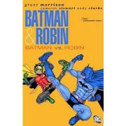 Batman & Robin Vol. 2 Batman vs. Robin by Grant Morrison