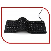 Клавиатура Dialog Flex KFX-03U Black
