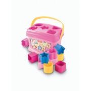 Babys First Blocks Pink