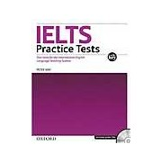 IELTS. Practice Tests with Key. Four tests for the International English Language Teaching System. Includes Audio CD
